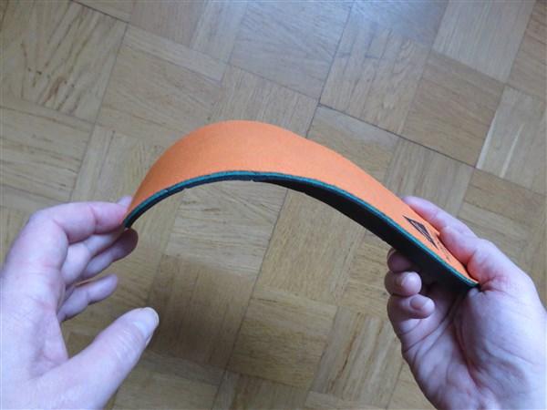Alpenheat Wireless Hotsole - Steifigkeit