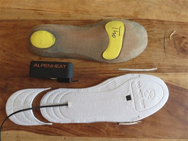 Alpenheat AH6 Zuschneiden Schritt 3 - Nach dem Zuschneiden